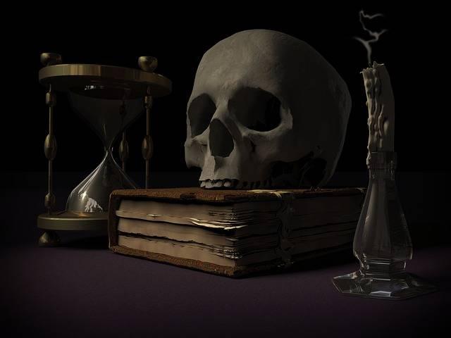 Mortality Skull And Crossbones - Free image on Pixabay (304757)