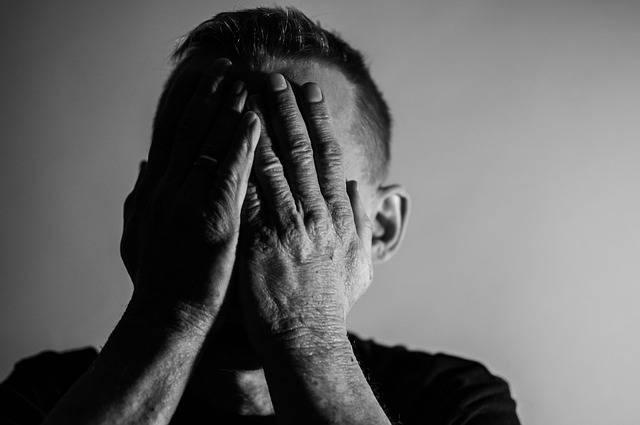 Depression Sadness Man I Feel - Free photo on Pixabay (307875)