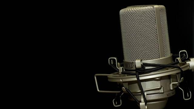 Microphone Music Audio - Free photo on Pixabay (310467)
