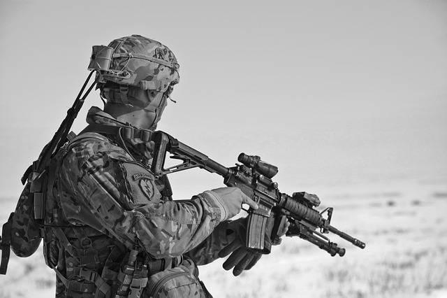 Soldier Uniform Army - Free photo on Pixabay (311469)