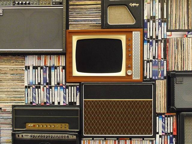 Old Tv Records Vhs Tapes - Free photo on Pixabay (313044)