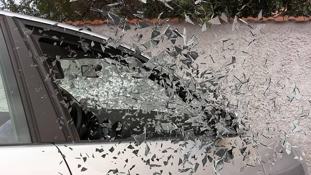 Car Accident Broken Glass Splatter - Free photo on Pixabay (314600)