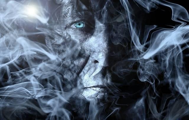 Man Smoke Fog - Free image on Pixabay (317798)