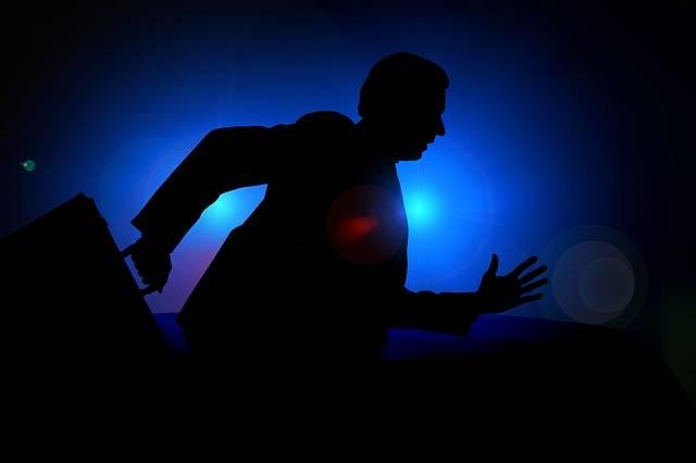 Man Silhouette Businessman - Free image on Pixabay (317800)