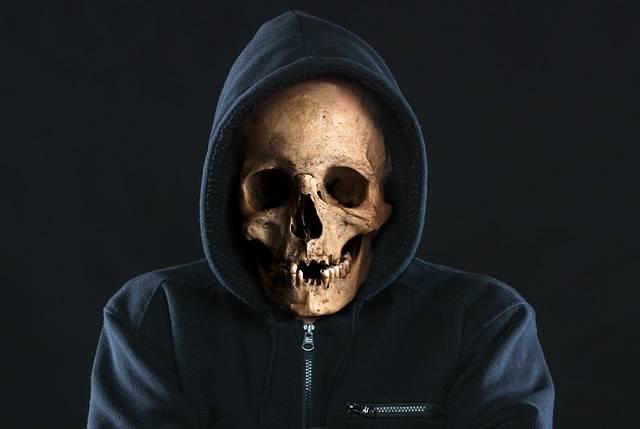Skull Scary Horror - Free photo on Pixabay (317845)