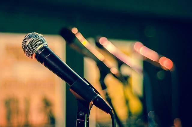 Mic Microphone Sound Check - Free photo on Pixabay (323068)
