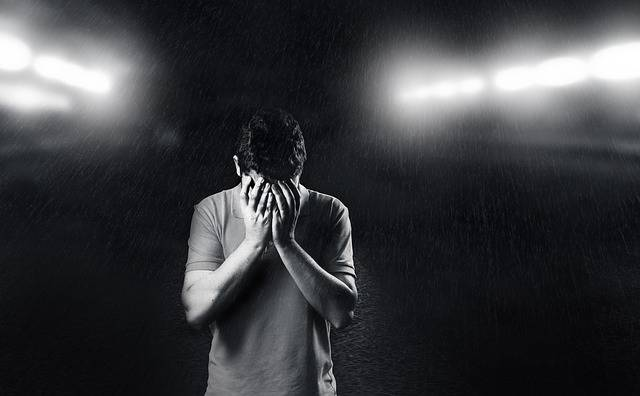 Sad Man Depressed - Free photo on Pixabay (329446)