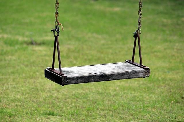 Swing Rush Playground - Free photo on Pixabay (330417)