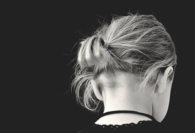 Girl Sad Desperate - Free photo on Pixabay (330418)
