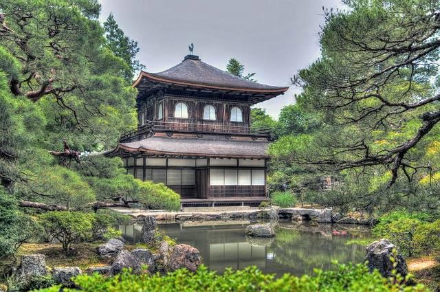 Ginkaku-Ji Temple Gardens Kyoto - Free photo on Pixabay (330966)