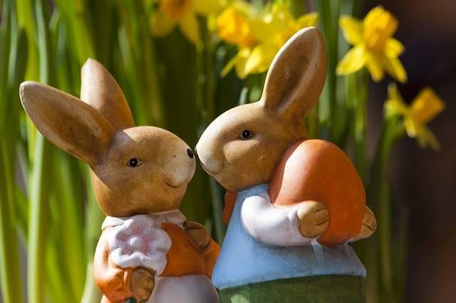 Easter Bunny Rabbit - Free photo on Pixabay (335274)