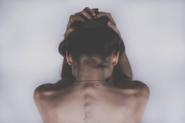 Woman Sad Depression - Free photo on Pixabay (335287)