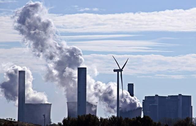 Coal Fired Power Plant Energy - Free photo on Pixabay (335294)