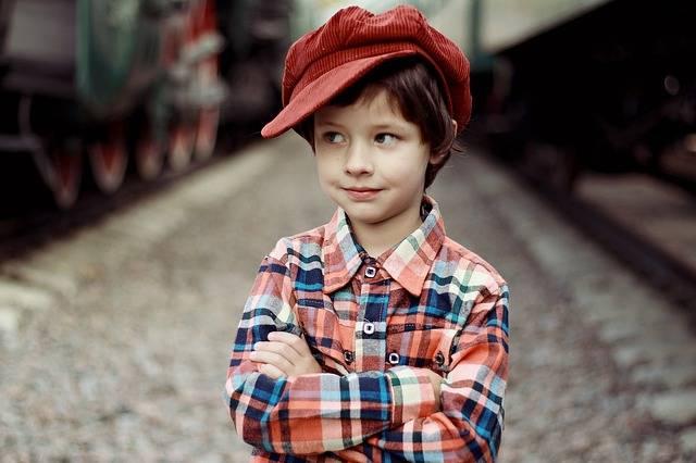 Cap Boy Smile - Free photo on Pixabay (336952)