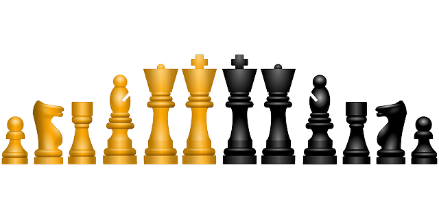 Chess Figures Game - Free vector graphic on Pixabay (336994)