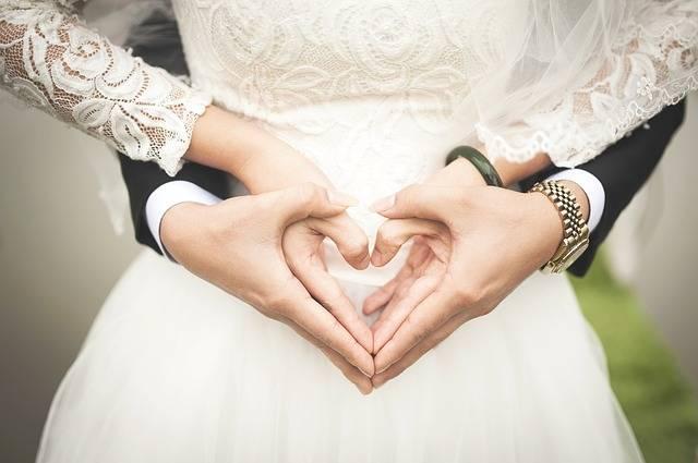 Heart Wedding Marriage - Free photo on Pixabay (337001)