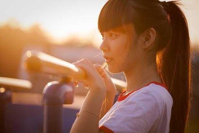 Portrait Girl Asian - Free photo on Pixabay (337015)