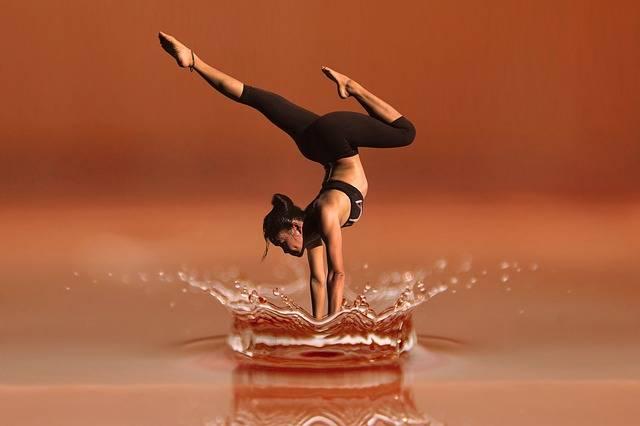 Dance Yoga Meditation - Free photo on Pixabay (337171)