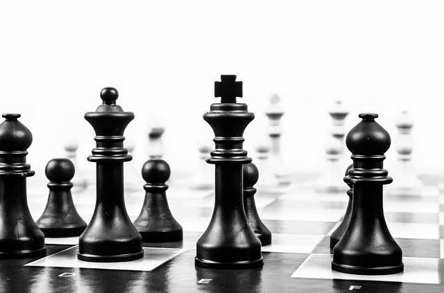 Chess Strategy Board - Free photo on Pixabay (340158)