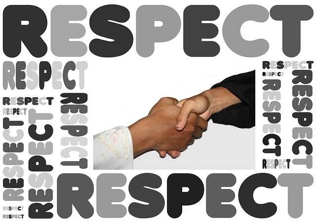 Handshake Haendeschuettel Respect - Free photo on Pixabay (343057)