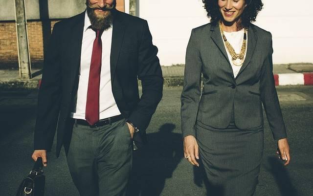 Beard Business Walking - Free photo on Pixabay (343068)