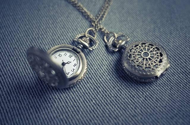 Pocket Watch Locket - Free photo on Pixabay (343701)