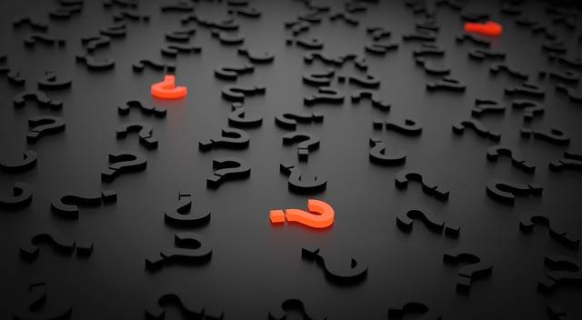 Question Mark Important Sign - Free image on Pixabay (344928)