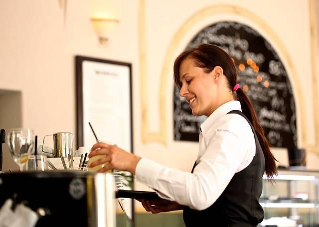 Waitress The Waiter Restaurant - Free photo on Pixabay (348028)