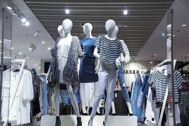 Shopping Mall Shop Windows - Free photo on Pixabay (348165)