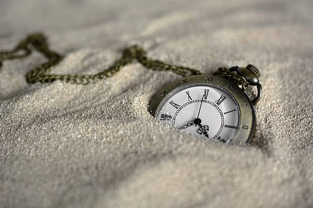 Pocket Watch Time Of Sand - Free photo on Pixabay (348482)