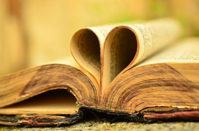 Book Bible Old - Free photo on Pixabay (350748)
