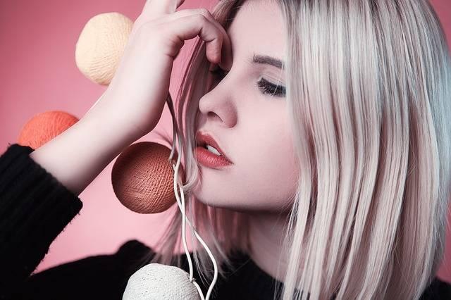 Girl Model Pink - Free photo on Pixabay (355906)