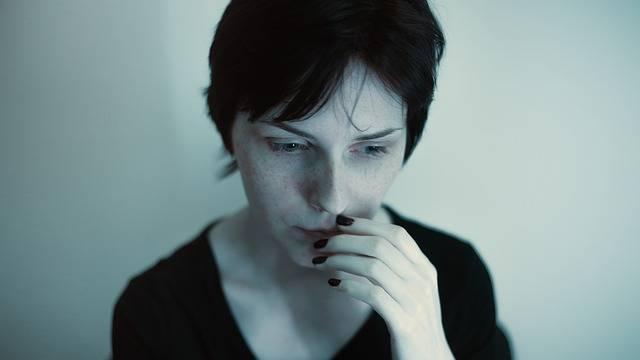 Portrait Grim Girl - Free photo on Pixabay (355986)