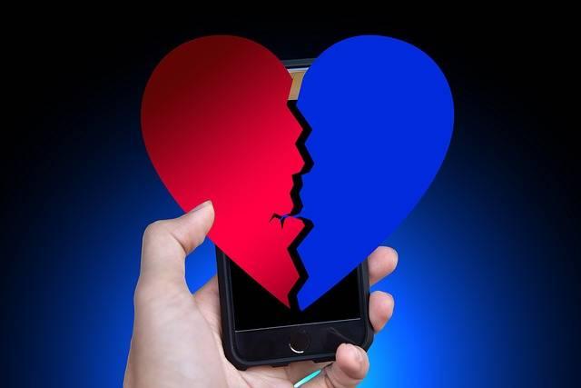 Hands Heart Torn - Free image on Pixabay (356607)