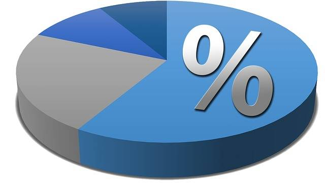 Pie Chart Percentage Diagram - Free image on Pixabay (356636)