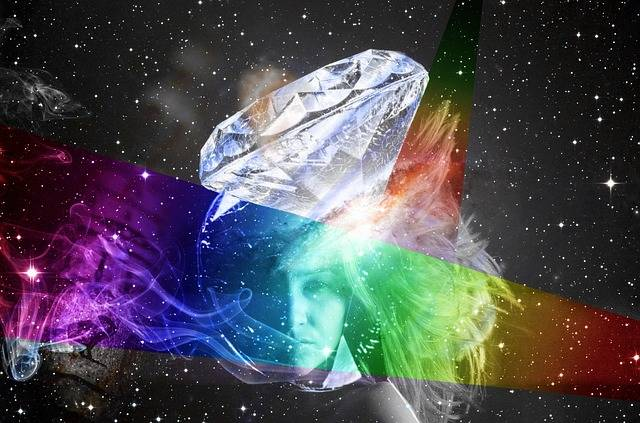Girl Space Mystic - Free image on Pixabay (361724)