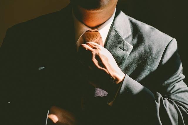 Tie Necktie Adjust - Free photo on Pixabay (362465)