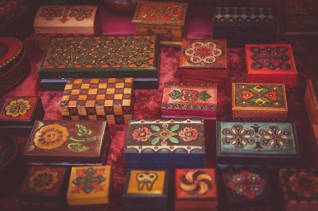 Art Boxes Color - Free photo on Pixabay (365875)