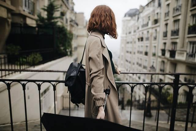 Girl Rain Femininity - Free photo on Pixabay (366801)