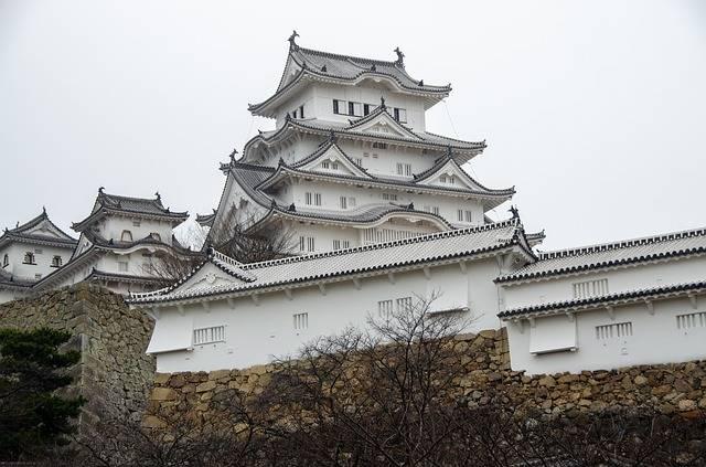 Himeji Castle - Free photo on Pixabay (367276)