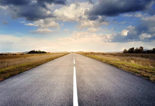 Road Asphalt Sky - Free photo on Pixabay (367325)