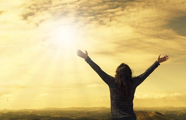 Sky Freedom Happiness - Free photo on Pixabay (367372)