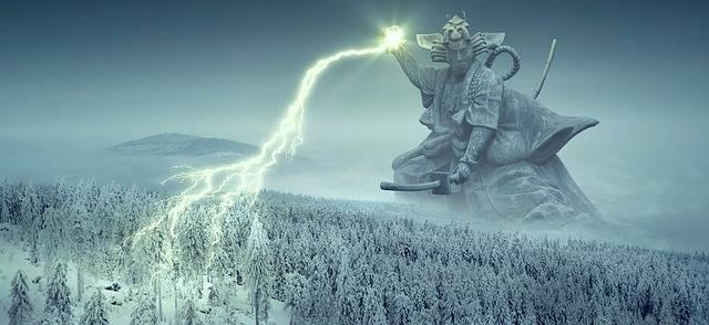 Fantasy Flash Winter - Free photo on Pixabay (368611)