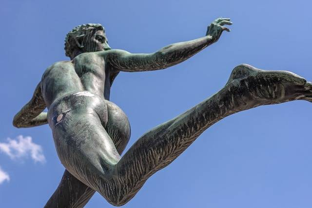 Statue Human Movement - Free photo on Pixabay (369162)