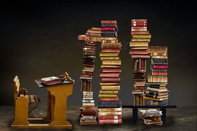 Books Read Learn - Free photo on Pixabay (371149)