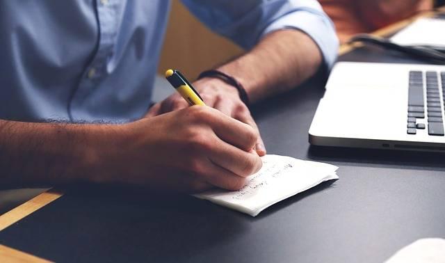 Write Plan Desk - Free photo on Pixabay (371160)
