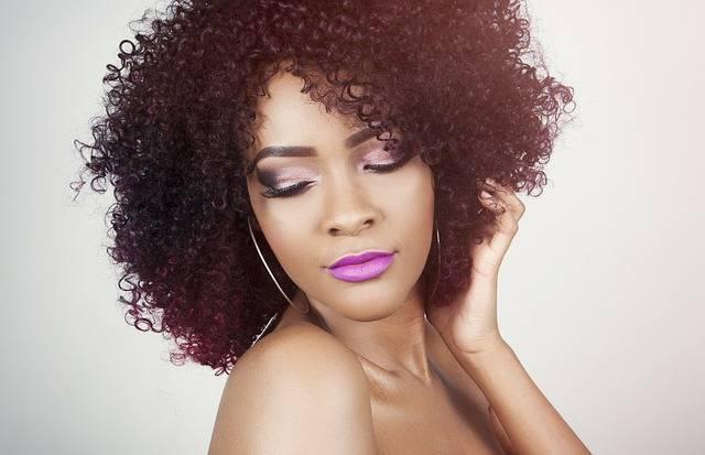 Hair Lipstick Girl - Free photo on Pixabay (371479)