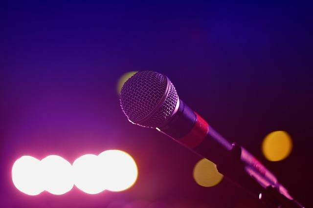 Audio Microphone Bokeh - Free photo on Pixabay (371498)
