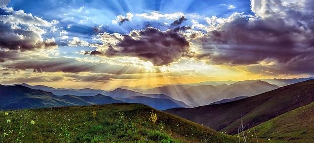 Sunset Dawn Nature - Free photo on Pixabay (373339)