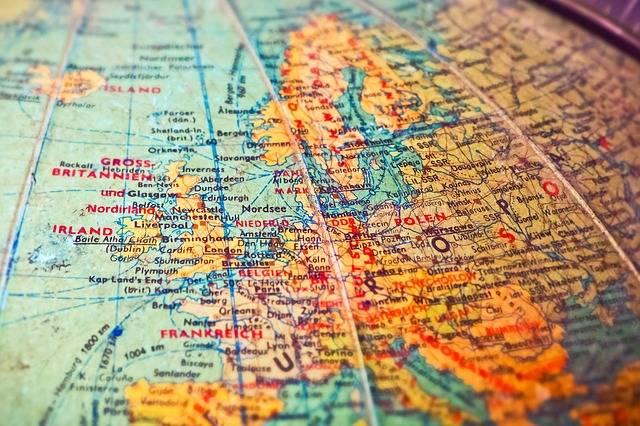 Globe Map Country - Free photo on Pixabay (373347)